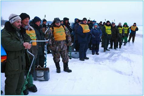 Чемпионат Мира по зимней ловле рыбы на мормышку 2014