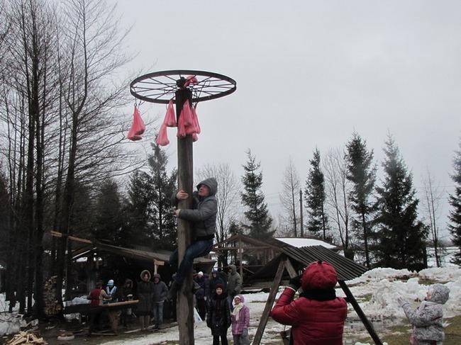Масленница 2014 в Дудутках