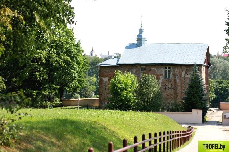 Борисоглебская (Каложская) церковь