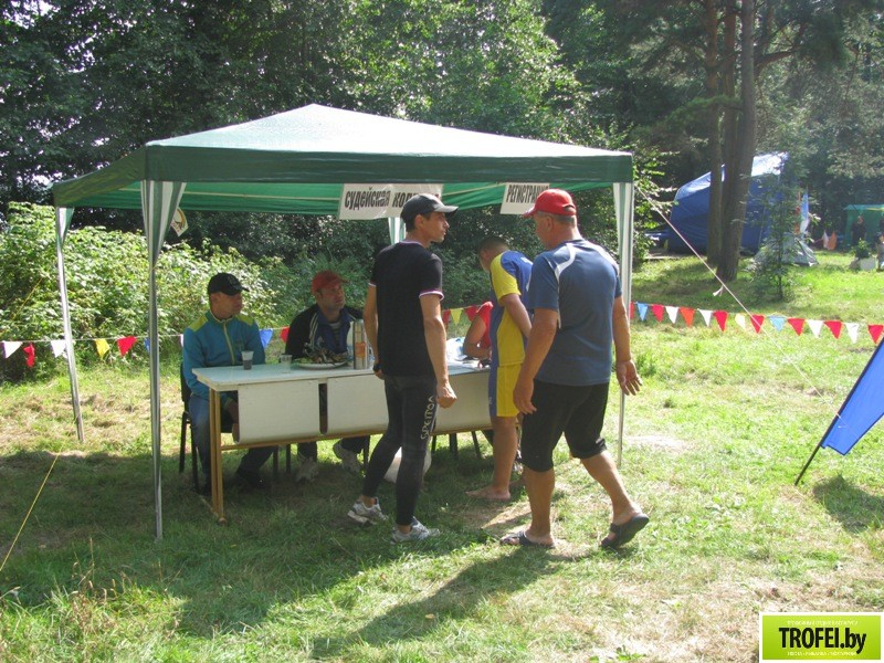 II Чемпионат по ловле раков 2013