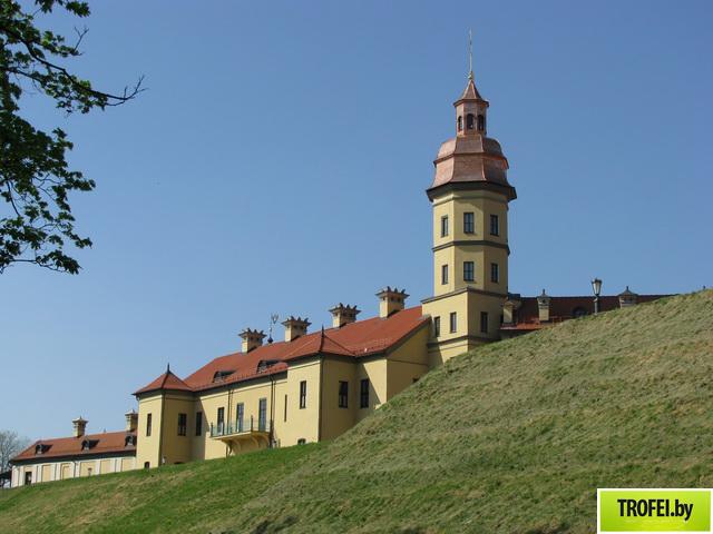 Несвижский замок Радзивиллов