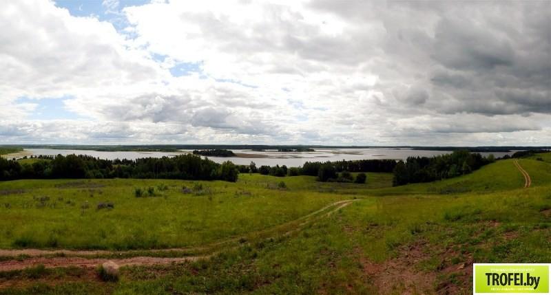 Озеро Обабье. Браславские озера