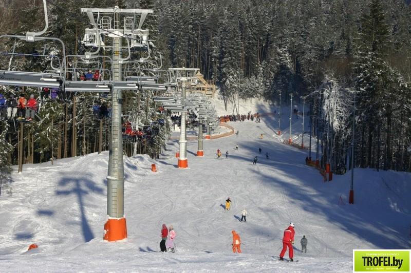 горнолыжный центр Силичи