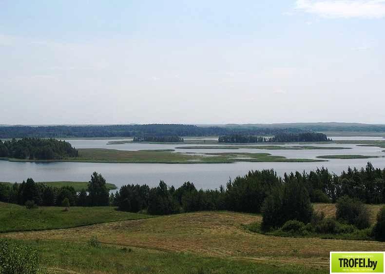 Озера волос северный