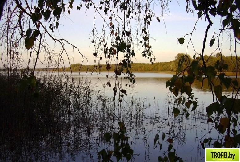 Озеро Волосо Южный