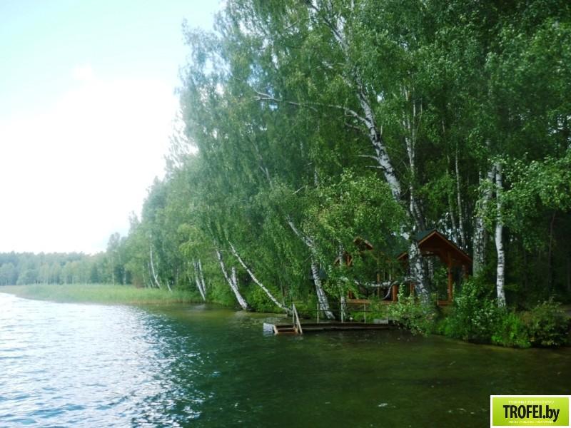 Озеро Волос Южный