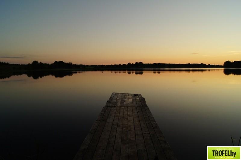 Озеро Высокое. Браславские озера