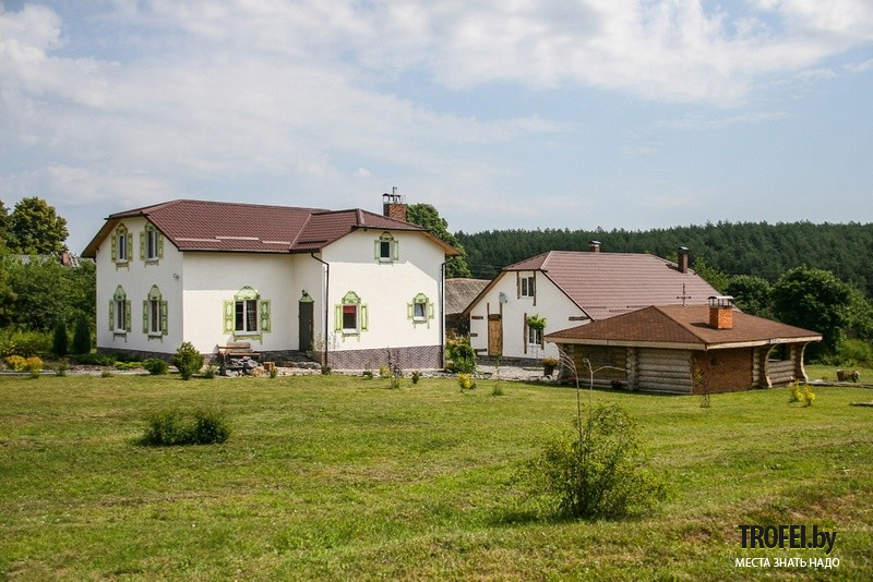 Агроусадьба Славичи