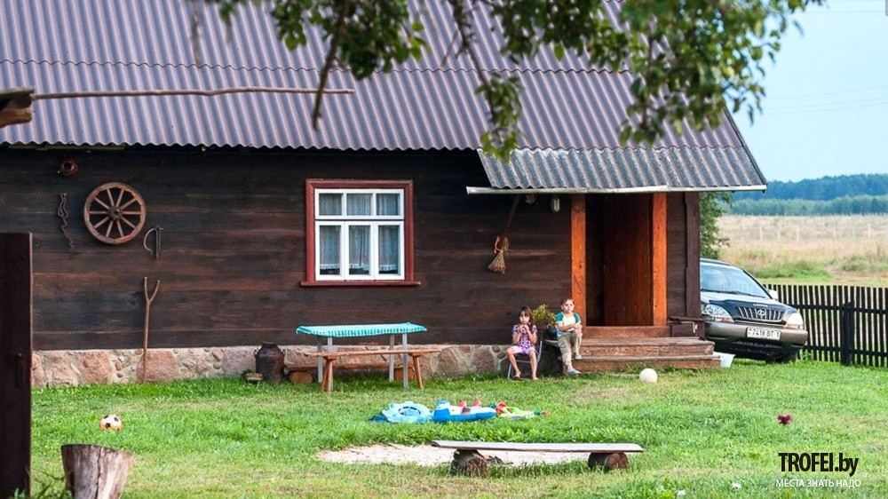 Агроусадьба Беловежская светлица