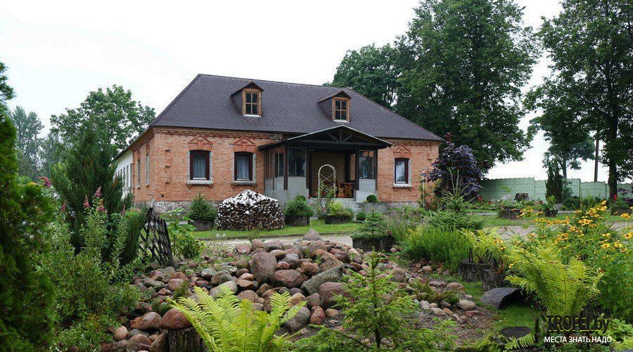 Агроусадьба Беловежская гостевая
